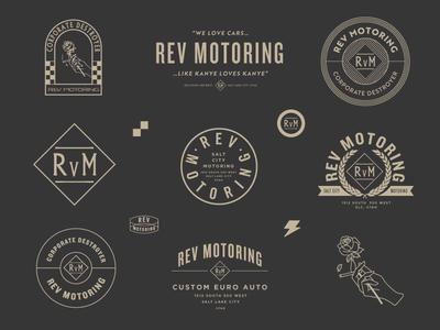 Rev Motoring