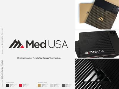Med USA Identiy + Brand Book