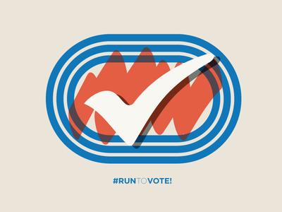 Run To Vote