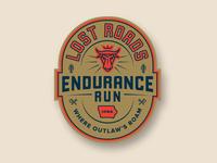 Lost Roads Endurance Run