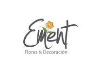 Logo for a flower shop