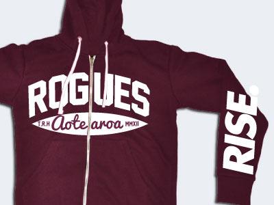 Rogues Hoodie fashion street wear hoodies graphic design clothing screen print
