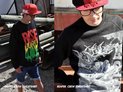Reaper & Drippy designs fashion nikon clothing street wear rise