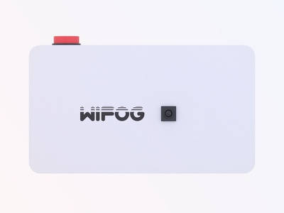 wifog – a wifi seeing camera wifi concept 3d print product raspberry pi camera art project physical computing