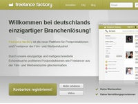 Freelance Factory Launch