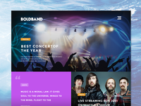 BoldBand Music Theme