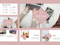 Nicola Presentation Template