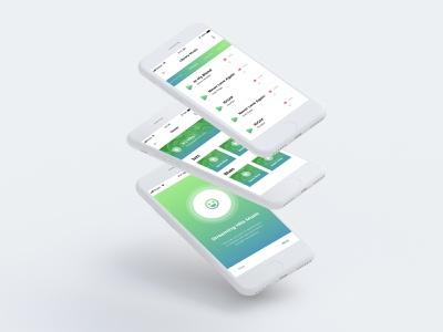 Exploration Music Apps 02 ui uikit clean simple ios mobile apps music