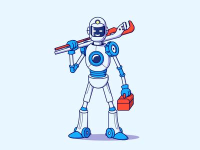 Robot Plumber