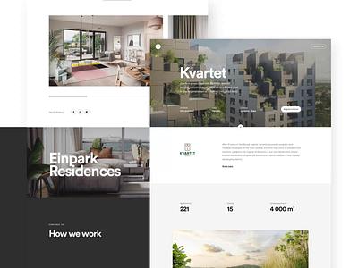 CORWIN Website platform user experience user interface developer project corwin homepage grid webdesign web ui ux