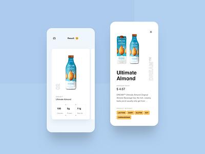 Enhanced Shopping Experience Through AR (part 3) shopping app shopping ar future product augmented reality reality augmentedreality augmented design mobile ios app ui ux