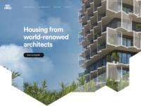 Guthaus website by platform full