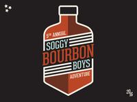 5th Annual 'Soggy Bourbon Boys' Adventure