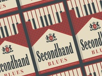 Secondhand Blues Band Poster