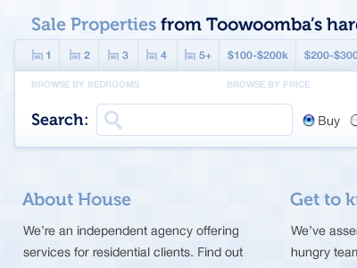 Real Estate Browse and Search
