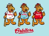 Shumway 80s orbiters baseball melmac gordon shumway alf