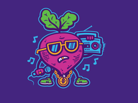 Fresh Beets hiphop beets beet