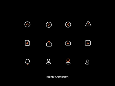 Iconly Animation P6 iconlyanimation iconly 3d motion graphics graphic design animation ui iconset icons iconpack iconography icondesign icon
