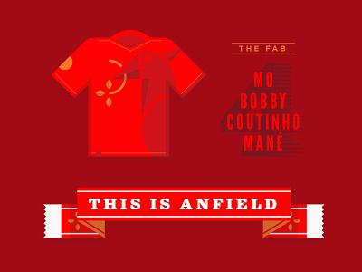 Liverpool FC 02 football logo illustration badge reds ynwa liverpoolfc