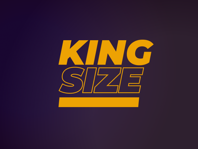 CREATED BRAND | KING SIZE | 0 feed instagram branding graphic design