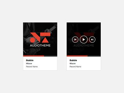 Audiocheck Audio Player music audiotheme audio player audio jplayer