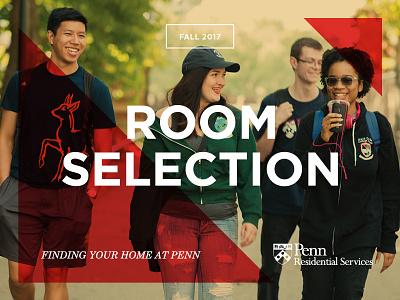 University of Pennsylvania Residential Services Brochure philadelphia college university j2made upenn cover
