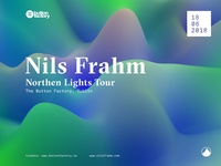 Nils Frahm poster