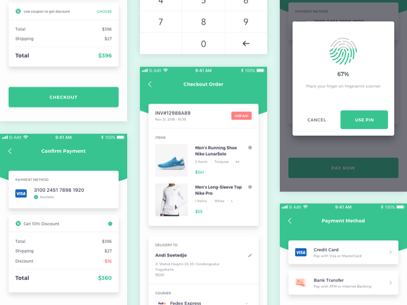 Dribbble Page Store Ardi On Agency Online Pirera Agensip By Laude For Checkout