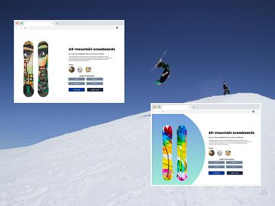 Customizing a product customizing a product daily ui 33 color branding ux design ui