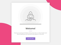 Weekly | Responsive Email Newsletter Template