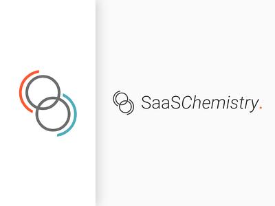 SaaSChemistry - Branding and Logo Design vector logo