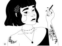 Moon girl 🌙