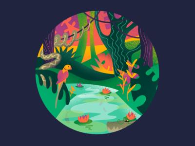 Jungle 🐊