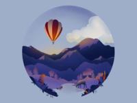 Air Balloon 🎈