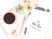 The Au Pair Community | Logo Design