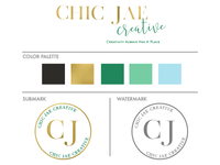 Chic Jae Creative | Mini Branding Kit