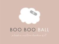 Boo boo ball portfolio v1 dribbble 01