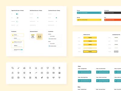 Design system layout design system consistency components ux design ui design design
