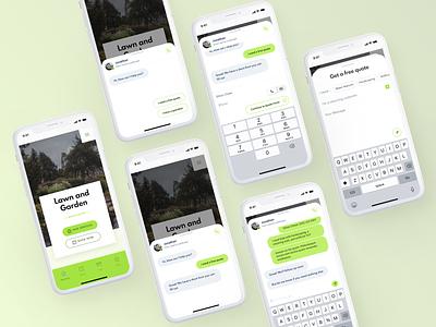 iOS screen designs app exploration product design ios design exploration ux design ui design