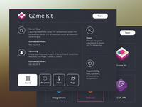 Multimedia webservice dashboard