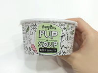 Dog Soup Package Design