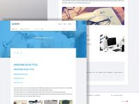 xCO - Blog Post Page
