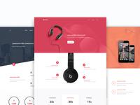 xSale - Product Marketing Ui Pack