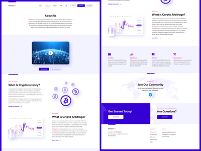 About us illustration investment blockchain cryptocurrency blockchain crypto exchange crypto currency crypto trading webdesign user experience clean design services ui ux