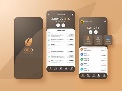 oro trader bitcoin