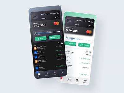 Crypton app crypto trading bitcoin wallet blockchain fintech app finance app crypto wallet mobile app mobile app design interface user experience clean design services ui ux