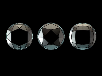 Puzzle sphere nftart nft aftereffects motion graphic 3d animation 3d modeling 3d art cinema 4d
