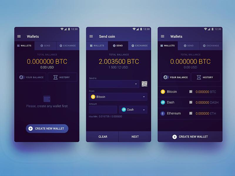 bitcoin changer