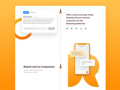 Rocketo Homepage