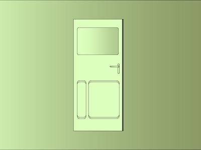 DOOR ILLUSTRATION adobe illustrator door illustration graphic design illustration design design art